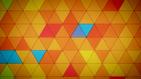 палитра : Triangle Polygon Loop 03 Summer