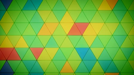 mosaico : Triangle Polygon Loop 10 Tropical