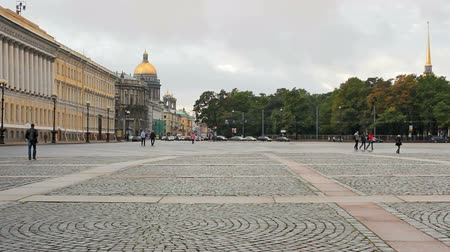 sobor : St. Isaacs Cathedral, Nevsky Prospekt, the Admiralty, St. Petersburg, Russia