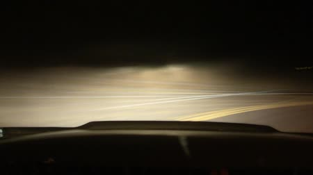pijany : HD video from drivers POV in car driving recklessly down the road under the influence of drugs or alcohol. **Performed by a professional driver on a closed course.** DONT DRINK AND DRIVE!-