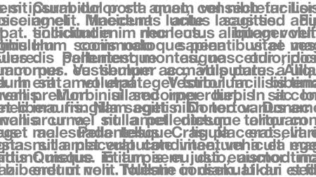 strojopis : Random horizontal scrolling text. Seamless looping video animations each 10 seconds long. Lorem Ipsum text.