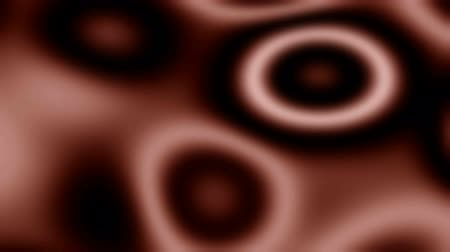ebulição : A computer generated animation of an abstract background with pulsing circular ripples Vídeos