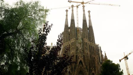 Каталония : Sagrada Familia Church in Barcelona