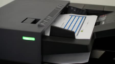 ксерокс : Using the printer to scanning the document