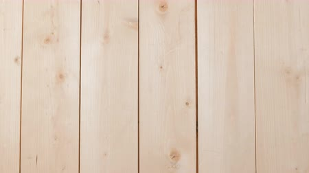 paneling : Texture of light wooden boards.