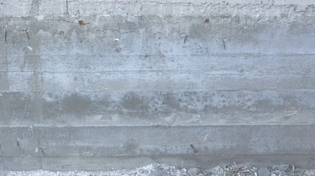 alaplap : Tape Concrete Foundation of a country house.