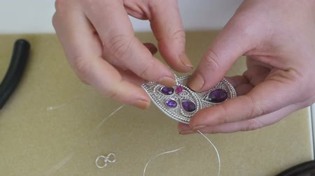 appraisal : Master jeweler makes handmade jewelry
