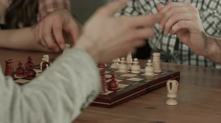 tactic : Two men play chess
