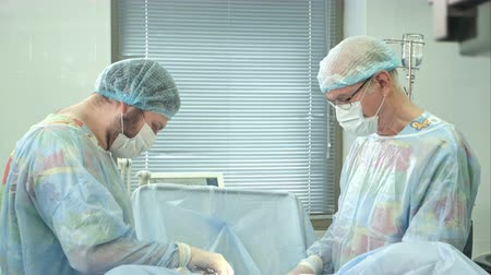 scalpel : Ending of surgical operation
