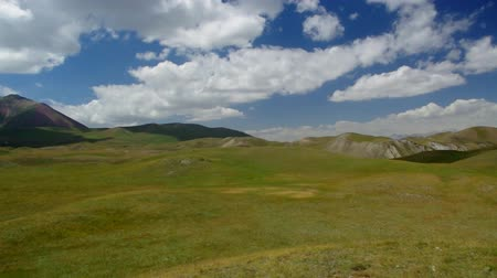 lenin : Alay Valley, peak of Lenin Pamir mountains