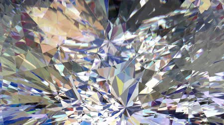 rombusz : Diamond macro loop, 3D animation
