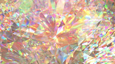 shiny : Animated diamond abstract, loop-able