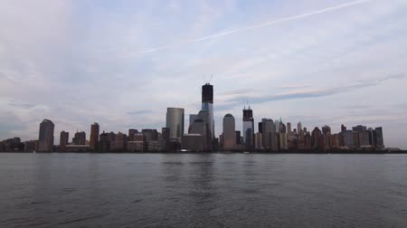 centrum : Timelapse New York City Sunset