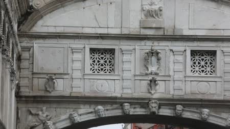 Bridge of Sighs also called Bridge of Sighs in Venice