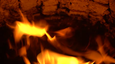 specialities : flame of fire in a stone oven