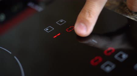 kolektor : The electronic touch panel of the induction cooker Dostupné videozáznamy