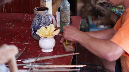 dyes : Art Restorer. Chemicals Used In Art Restoration