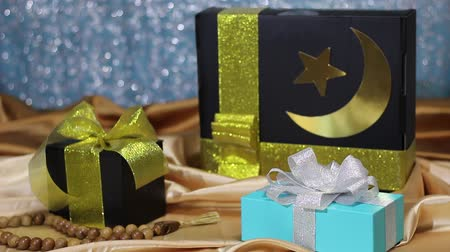 ближневосточный : Muslim Gift Baskets. A Ramadan collection hosting an array of gorgeous boxes