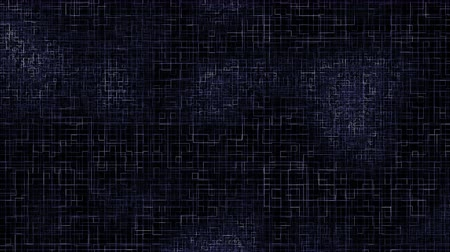 etkileşim : Circuit board background blue . animation