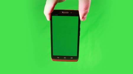 contact opnemen : 0995 smart Phone met groene Screen.mov