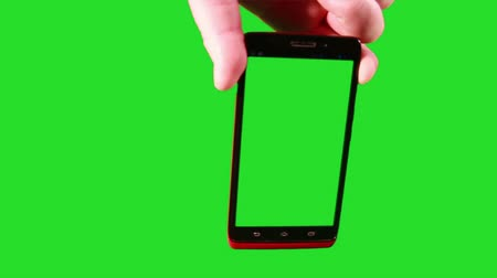 chaves : Smart Phone with Green Screen
