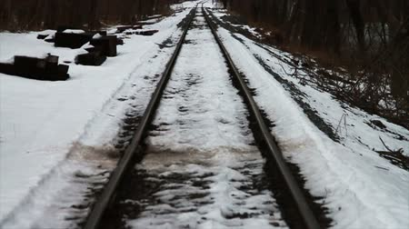 repentance : Train Tracks in the Snow