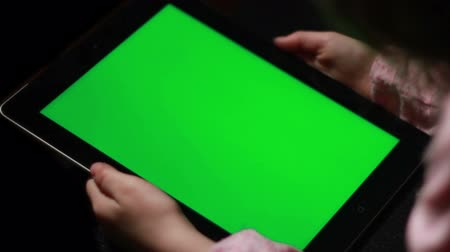compresse : Green Screen