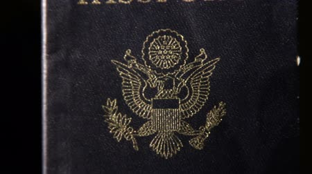 pas : Passport, USA