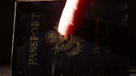 zvyk : Passport, USA