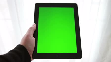 技术 : Using Tablet Device with Green Screen