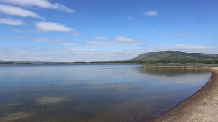Shore of Loch Leven Scotland