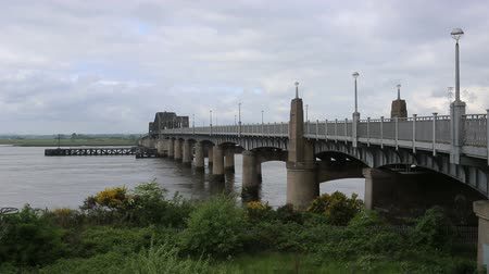 Kincardine Bridge over Firth of Forth Scotland
