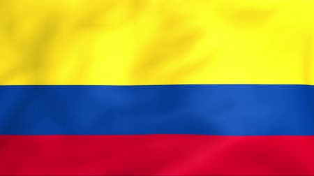 kolombiya : Developing the flag of Colombia