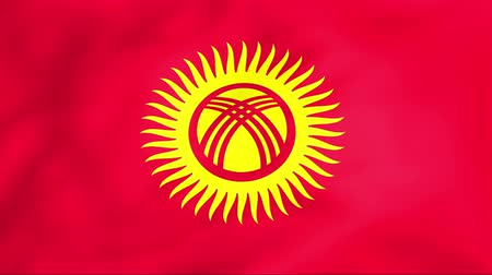 kormány : Developing the flag of Kyrgyzstan