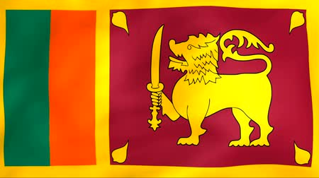 nemzeti : Developing the flag of Sri Lanka