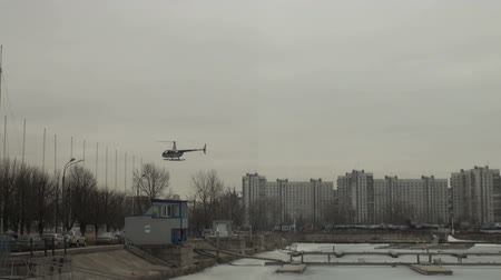 heliport : Landing on the helipad
