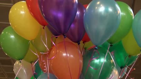 to celebrate : Colored balloons