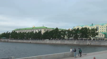 ekaterinburg : Yekaterinburg. Recognizable places of the city centre, attractions. Stock Footage