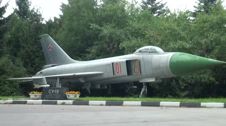 ar : Combat Aircraft of the SU-15