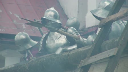 středověký : The battle for the fortress of medieval warriors Dostupné videozáznamy