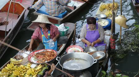 плавающий : Thailand Floating Market