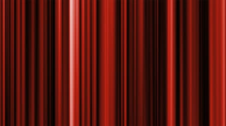 perdeler : Animated Red Curtain Stok Video