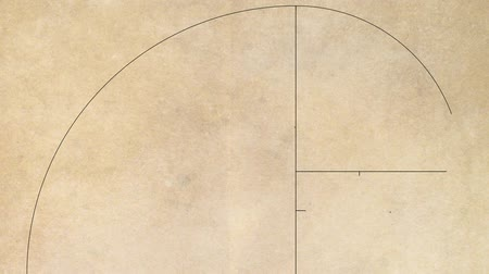 helezon : The Fibonacci Sequence Golden Number on an Old Paper