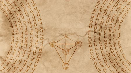 numerology : Kabbalah 10 Sephirot with Hebrew Holy Words