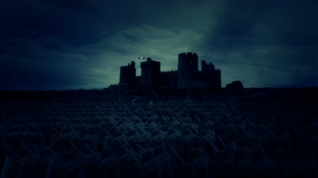 próximo : Army of Medieval Knights Marching Next to Castle Stock Footage