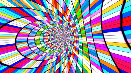 hyperspace : Crazy Psychedelic Vortex Full with Colors