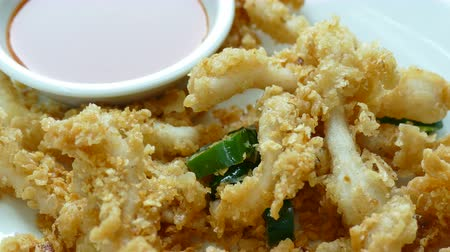 kalmar : Calamari - fried squid