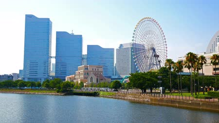 yokohama : view of Yokohama Japan