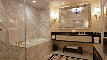 shower room : Decoration in Bathroom and toilet interior
