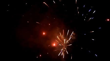 Fireworks with sound